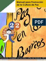 Manual Por La Paz - 2013