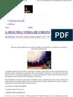 A SEGUNDA VINDA DE CRISTO _ Portal da Teologia.pdf
