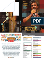 Jazzschool Summer 2013 Download