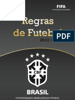 Regras de Futebol 2012-2013 - FIFA