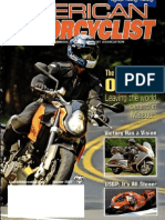 American Motorcyclist Oct 2007