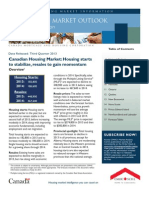 Housing Market Outlook 3rd Q 2013