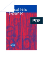Clinical Trials Explained Booklet