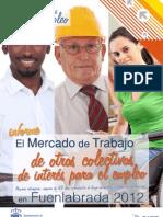 Informe Grupos Específicos 2012