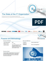 2013 State of the IT Organization