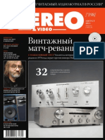 Stereo&Video 08 2011
