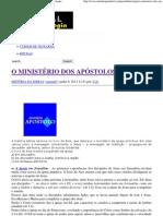 O MINISTÉRIO DOS APÓSTOLOS _ Portal da Teologia.pdf