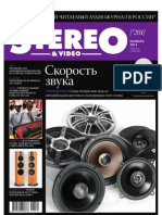 Stereo&Video 11 2011