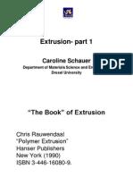 Extrusion 2012