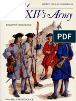 Osprey - Men at Arms 203 - Louis XIV's Army (Back Cover Missing)