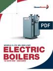Electric Boiler Brochure
