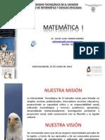 PLAN DE MATEMÁTICA  I_SECCION06