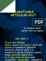 Reumatism articular acut