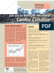 Propuesta para que los Municipios enfrenten el Cambio Climático