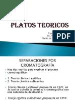 Capacitacion No. 1 Platos Teoricos