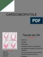 Cardiomiopatii