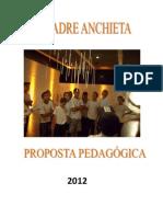 PROPOSTA PEDAGÓGICA 2012
