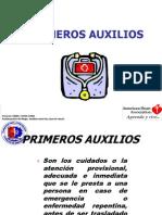 Primeros Auxilios OFIICIAL BLS