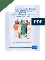 Arsenic CSEM Spanish