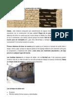 Ventajas y desventajas de la construcción con Adobe