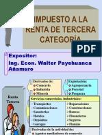 RENTAS DE TERCERA CATEGORIA MINERIA comision.pptx