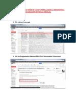 Manual de Diligenciamiento Del Cronograma Mensual (1)