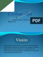Presentacion Corban 2013