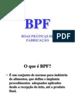 Apresentação das BPFs