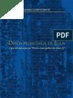 El Documento 'Q' y los 'Dichos Primitivos' de Jesús