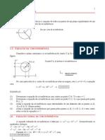 02 Circunferencia e Elipse
