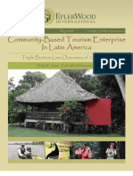 Community Based Tourism Enterprise