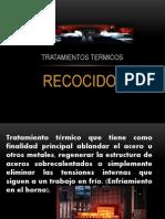 PRESENTACION RECOCIDO