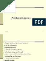 6.Antifungal Agents