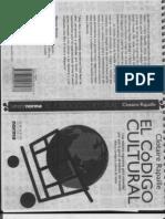 3 Rapaille, Clotaire - El código cultural (capítulo 1)