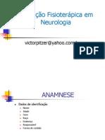 Avalia+º+úo Fisioterapica em Neurologia