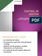 62119814 Control de Gestion 1