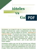 Aristoteles y Galileo Caida Libre2