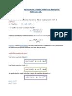Cours n°16 classification des couples acide base dans l'eau