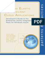 Building Elastic and Resilient Cloud Applications
