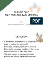 Nursing Care Baby Newborn