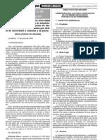 Tratamiento Bienes Procedientes de Ilicitos y Dragoas o Contrabando