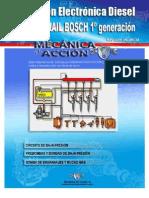 Inyección Electrónica Diesel Common Rail Bosch1&ordm gen
