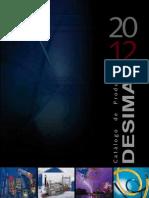 Catalogo Desimat 2012P
