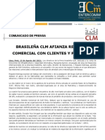 Nota de Prensa CLM 16-08