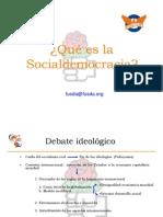 Social Democracia