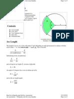 Arc (Geometry)