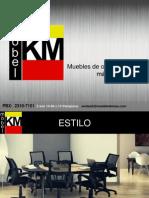 presentación mobel km pp
