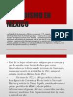 PERIODISMO EN MEXICO