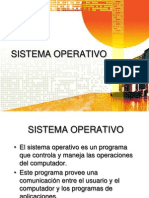 Sistema Operativo, Yosselin