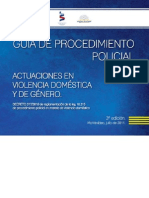 Guia Procedimiento Policial Vd y de Genero
